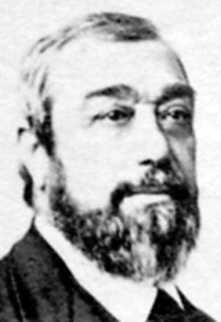 Le sénateur Alexandre de La Serve