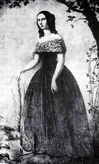Madame Hubert Delisle, Amélina Pignolet de Fresne