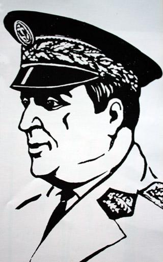 Portrait du gouverneur Aubert