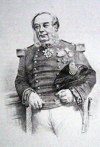 Rodolphe Augustin Darricau Gouverneur de La Réunion