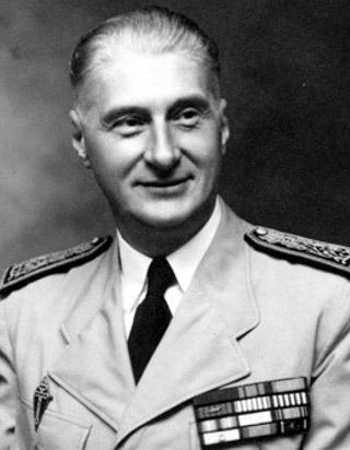 André Capagorry Gouverneur de La Réunion