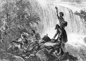 Chasse aux esclaves