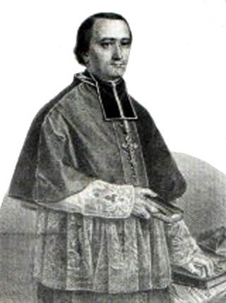 Monseigneur Julien Florian Desprez évêque de La Réunion