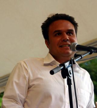 Didier Robert président de la Région Réunion 2010