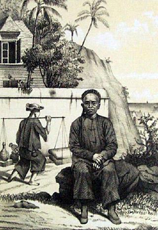 Engagé Chinois