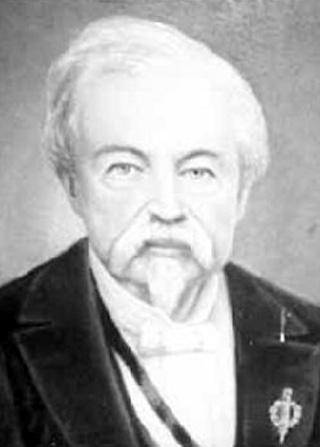 François Césaire de Mahy député de La Réunion