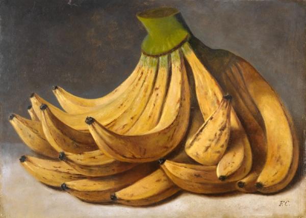 François Cudenet Bananes