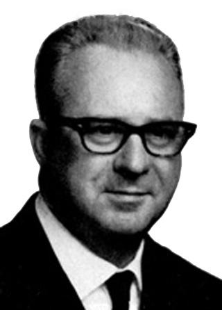 Gabriel Macé maire de Saint-Denis en 1959