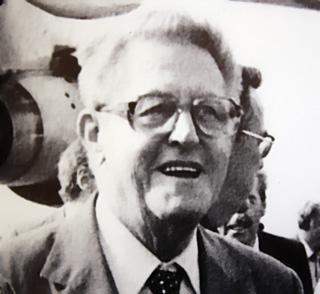 Georges Repiquet sénateur de La Réunion