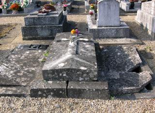 Tombe de Georges Richard.