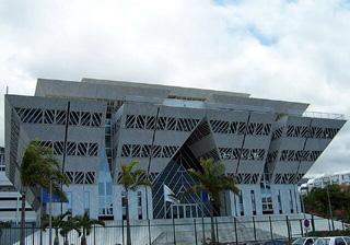 Hôtel de Région Pierre Lagourgue