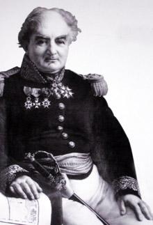 Jacques Philippe Cuvillier gouverneur de La Réunion