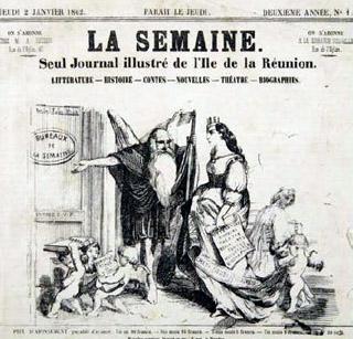 La Semaine, journal consacré aux sciences, lettres et arts