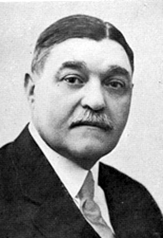 Léonus Bénard sénateur de La Réunion en 1928