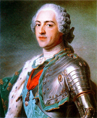 Louis XV Roi de France