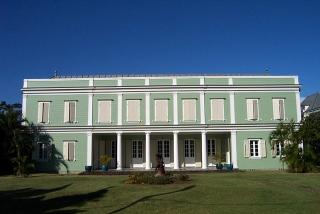 Maison natale de Léon Dierx Saint-Denis La Réunion