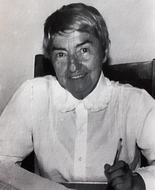 Marie Thérèse de Chateauvieux maire de Saint-Leu de 1965 à 1983