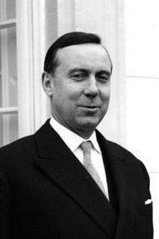 Michel Debré député de La Réunion en 1963