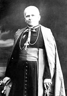Georges Marie Joseph Bonnin de la Bonninière de Beaumont évêque de La Réunion