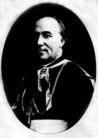 Monseigneur Dominique Clément Soulé