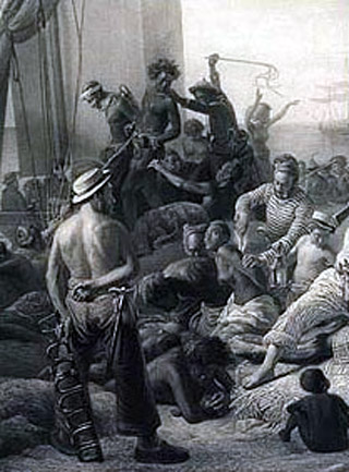 Navire négrier