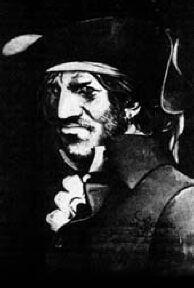 Olivier Le Vasseur. La Buse est pendu le 7 juillet 1730