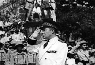 Paul Demange premier Préfet de La Réunion