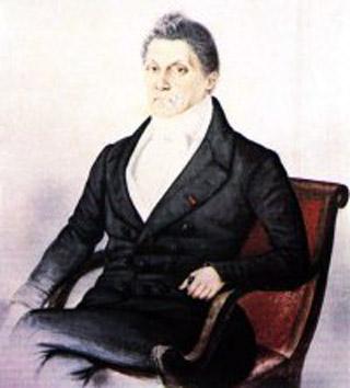 Philippe Panon Desbassayns de Richemont, commissaire général et ordonnateur de la Marine