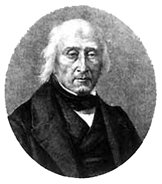 1831 Pierre Bouvet est nominé grand-croix de la Légion d'honneur