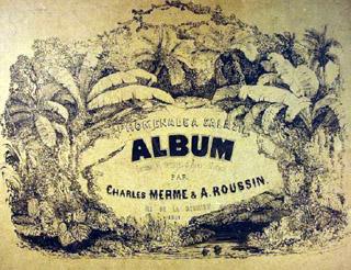 Promenade à Salazie de Charles Merme et Antoine Roussin