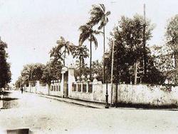 Rue Jules Auber à Saint-Denis de La Réunion
