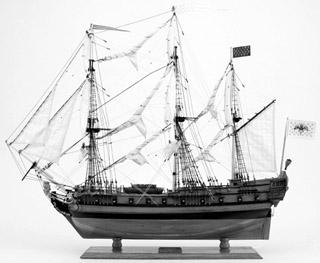 Saint-Géran navire de la Compagnie des Indes