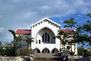 Notre Dame de La Paix Saint-Gilles Les Bains