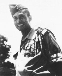 Photo Capitaine Suacot né à Petite-île La Réunion