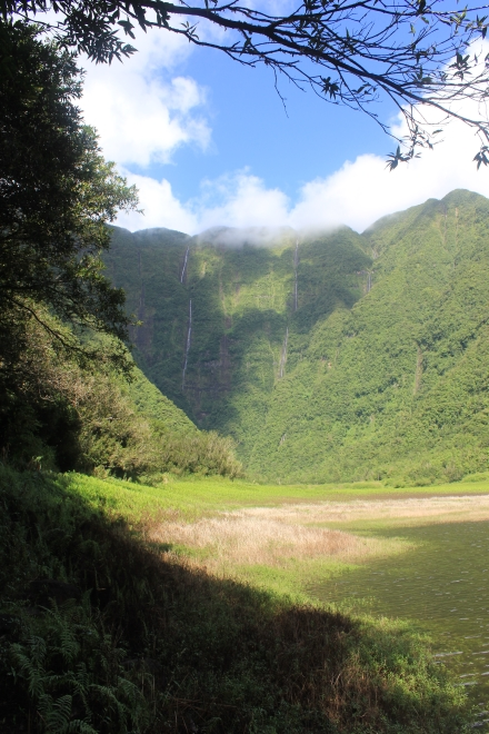 Cascade Bras d'Annette Plaine des Palmistes