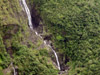 Cascade vallée de Takamaka île de La Réunion