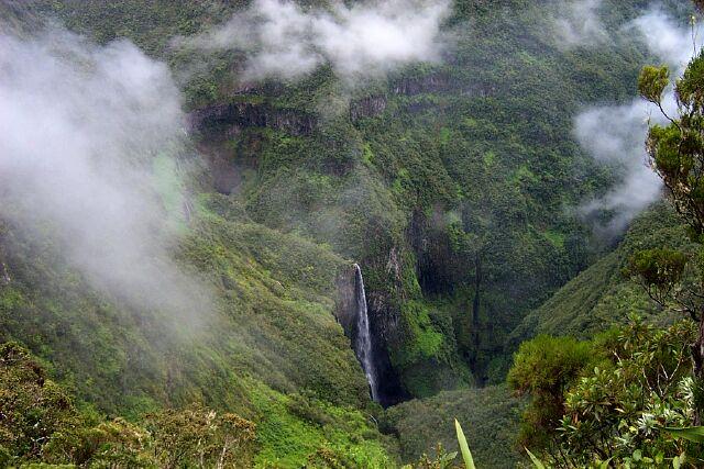 Le Trou de Fer La Réunion