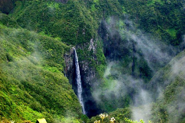Trou de Fer Randonnée à La Réunion