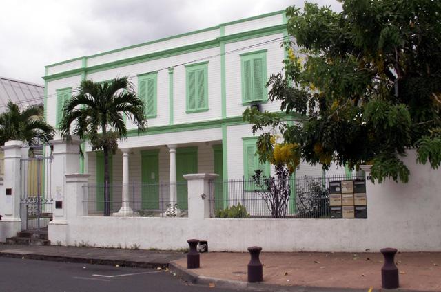 Maison du Docteur Lauret Saint-Paul La Réunion