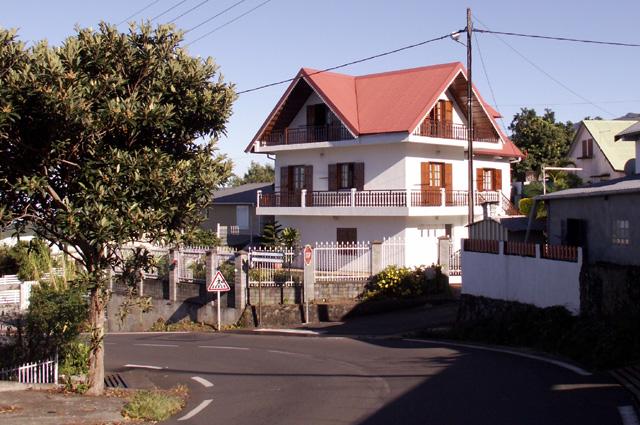 Maison Bras de Pontho La Réunion