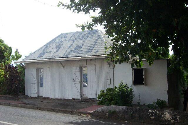 Case créole Terre-Sainte, Saint-Pierre
