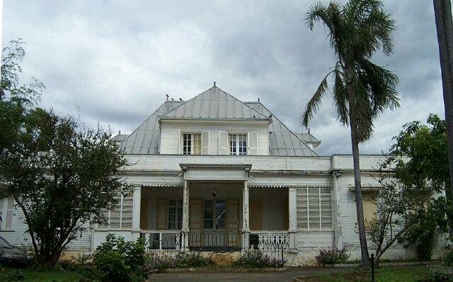 Maison Timol rue de Paris à Saint Denis de La Réunion