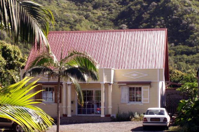 Case créole Entre-Deux La Réunion
