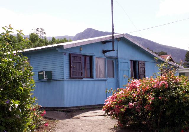Case créole Grand Coude commune de Saint-Joseph île de La Réunion