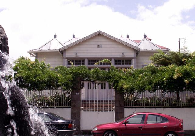 Villa des Charmettes Hell-Bourg Salazie île de La Réunion