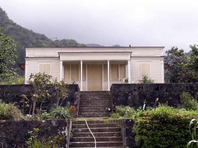 Villa Vergoz Hell-Bourg Cirque de Salazie île de La Réunion