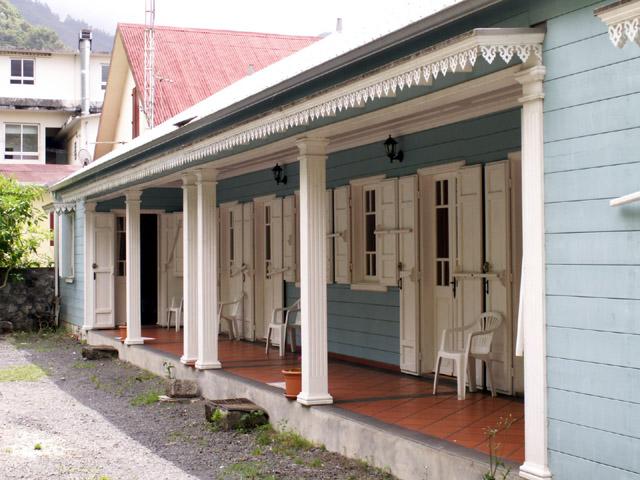 Case créole Hell-Bourg Cirque de Salazie île de La Réunion