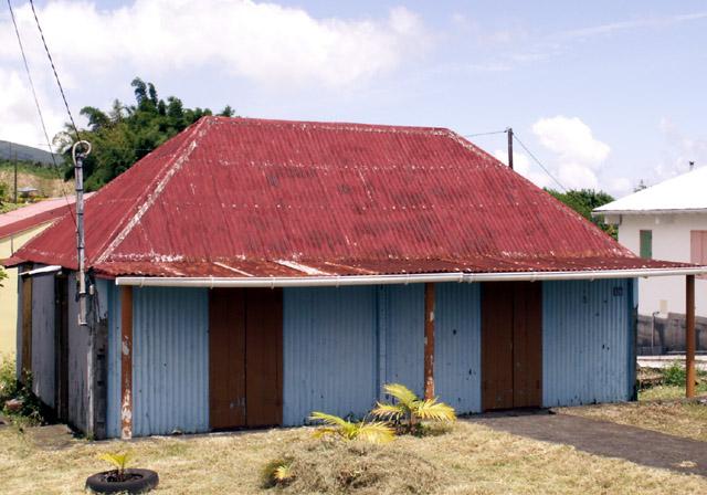 Case créole Jean Petit commune de Saint-Joseph île de La Réunion