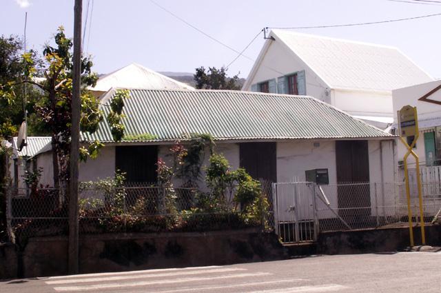 Case créole village du Lambert à L'Étang-Salé La Réunion
