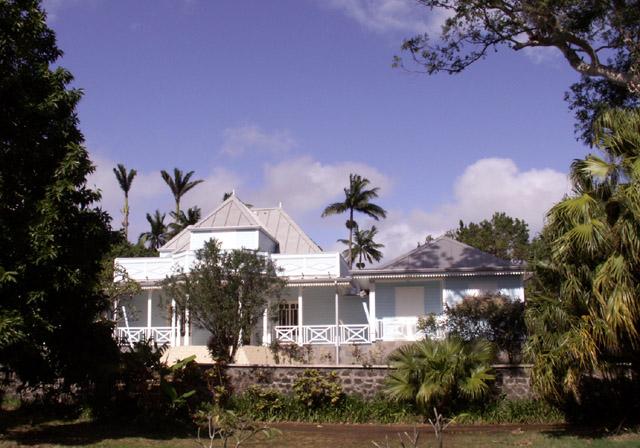 Case Créole La Pointe Le Tampon île de La Réunion